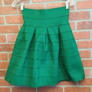 Anthropologie Girls from Savoy skirt S (OO35)